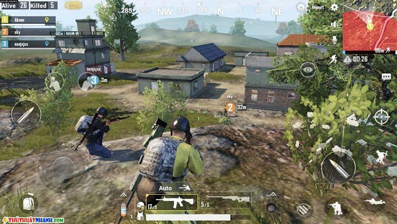 game android Pubg Mobile