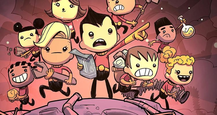 Download Oxygen Not Included Full Việt Hóa cho PC