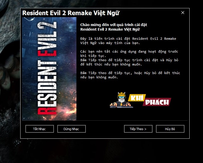 1630746561 101 Resident Evil 2 Remake Full Viet Hoa 24GB