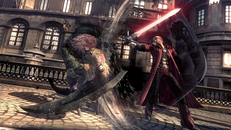 Download Devil May Cry 4 Special Edition Full 202GB
