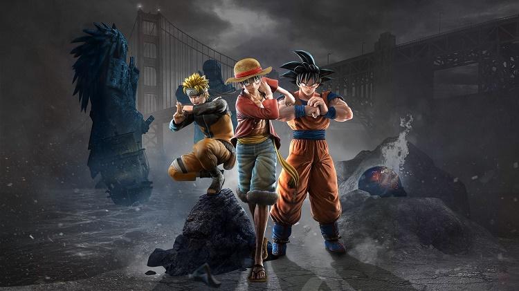 Download Jump Force Full Update DLC v107 13GB
