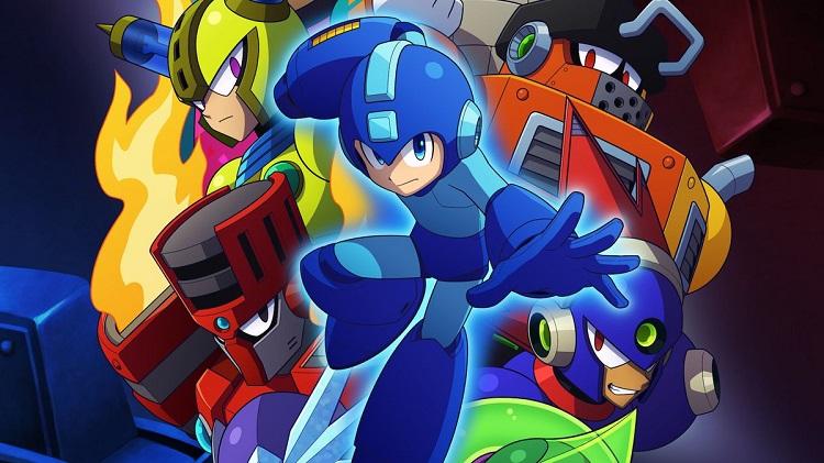 Download Mega Man 11 Full Crack Viet Hoa