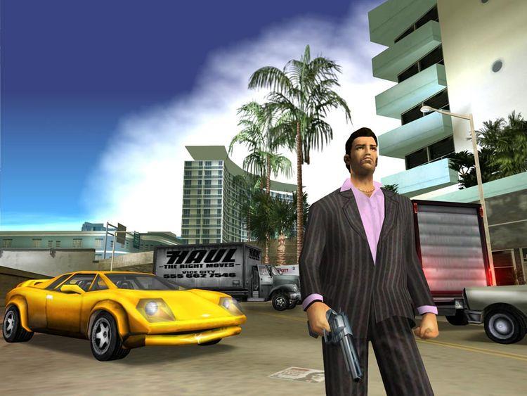 Tai GTA Grand Theft Auto Vice City Full Crack